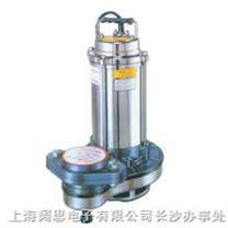 台湾川源水泵-CSS系列沉水式不锈钢污物(泥)泵