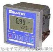 SUNTEX水质分析仪器-PC-3100工业在线微电脑PH计控制器