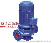 ISG型不鏽鋼立式管道泵