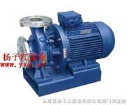 管道泵:ISW型不锈钢防爆耐腐蚀卧式管道泵