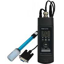 TASI-671A PH酸堿度計(RS232通訊接口) 接電腦酸堿度計 PH酸堿度測試計