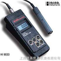 HI9033 防水便攜式電導率測定儀
