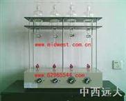 CN10M322360(自產)-中西牌四聯全自動射流萃取器(1000ml)