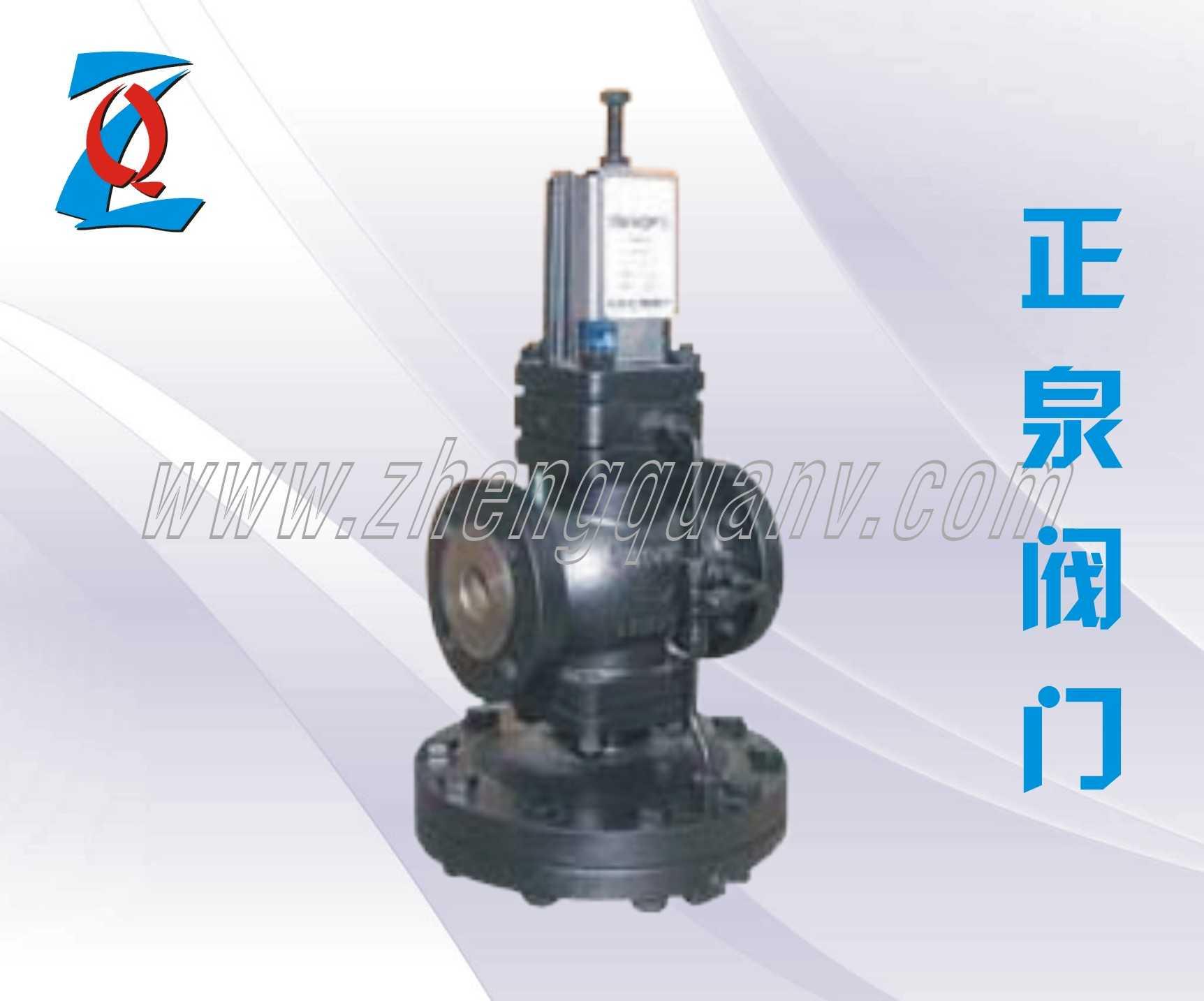 YD43H高性能蒸汽減壓閥