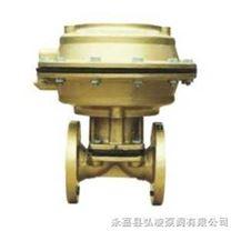 隔膜閥:往複型無手操型撥動隔膜閥