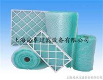 地棉、玻璃纤维过滤棉、阻漆网、漆雾毡、篷松毡