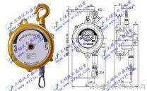 沃尔盛弹簧平衡器借助卷黄能量