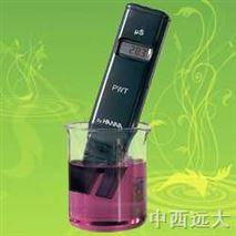 笔式电导仪/纯水检测笔 型号:HI98308(PWT)