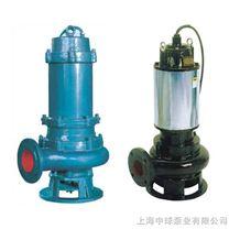 潜水自动搅匀排污泵