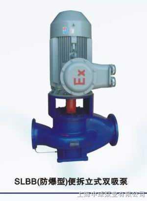 防爆型立式双吸泵