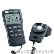 台灣泰仕數字式照度計TES-1335/TES1335