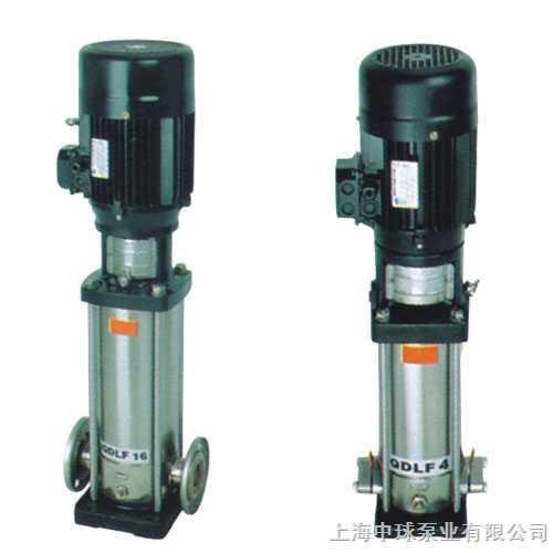 立式轻型多级泵
