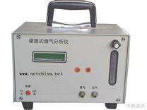 智能煙氣分析儀(此價格為測二氧化硫) 型號:WT10-TH-990S-SO2