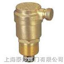 铜排气阀 单口排气阀,自动排气阀