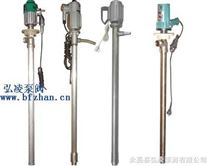 油泵:防爆型电动油桶泵(抽液泵)