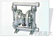 气动隔膜泵(不锈钢)