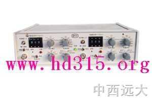 双通道电荷放大器 型号:XA90-BZ2109
