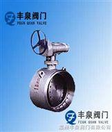 D363H/W系列对焊式硬密封蝶阀