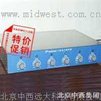 六聯磁力攪拌器    M304420