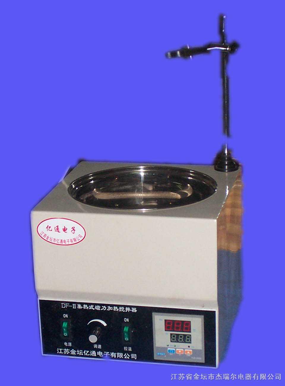 集热式加热搅拌器