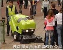 戶外大型清潔betway必威手機版官網Green Machines掃地機400係列