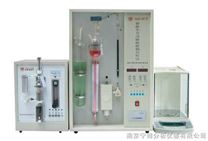 智能全自動碳硫聯測分析儀4D型
