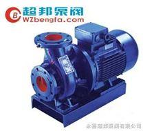 卧式热水管道增压泵