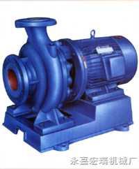 ISW卧式管道离心泵现货