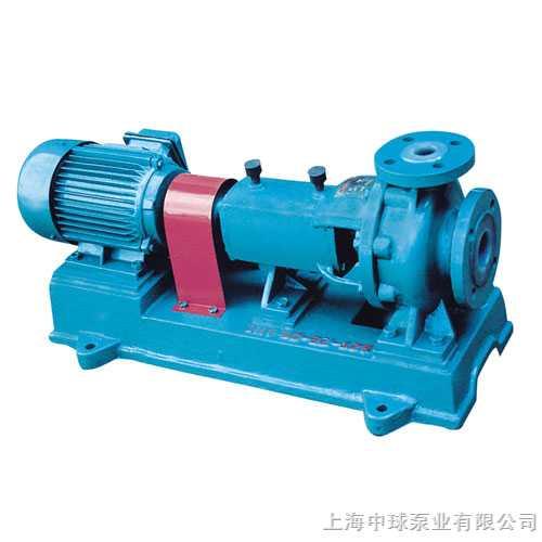 氟塑料衬里化工离心泵