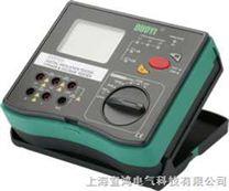 数字式绝缘电阻多功能测试仪 (配外接电源)