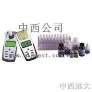 便携式水质分析仪(根据客户选择项目) 型号:KR60M/HS-X-CNP