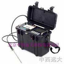 便携式烟气氧量分析仪(原TZH8TY2000型的升级) 型号:TZH8YQ3000(O2+工况)(优