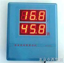 +大屏幕溫濕度顯示儀M270740