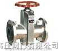 GJ41X-6L管夹阀