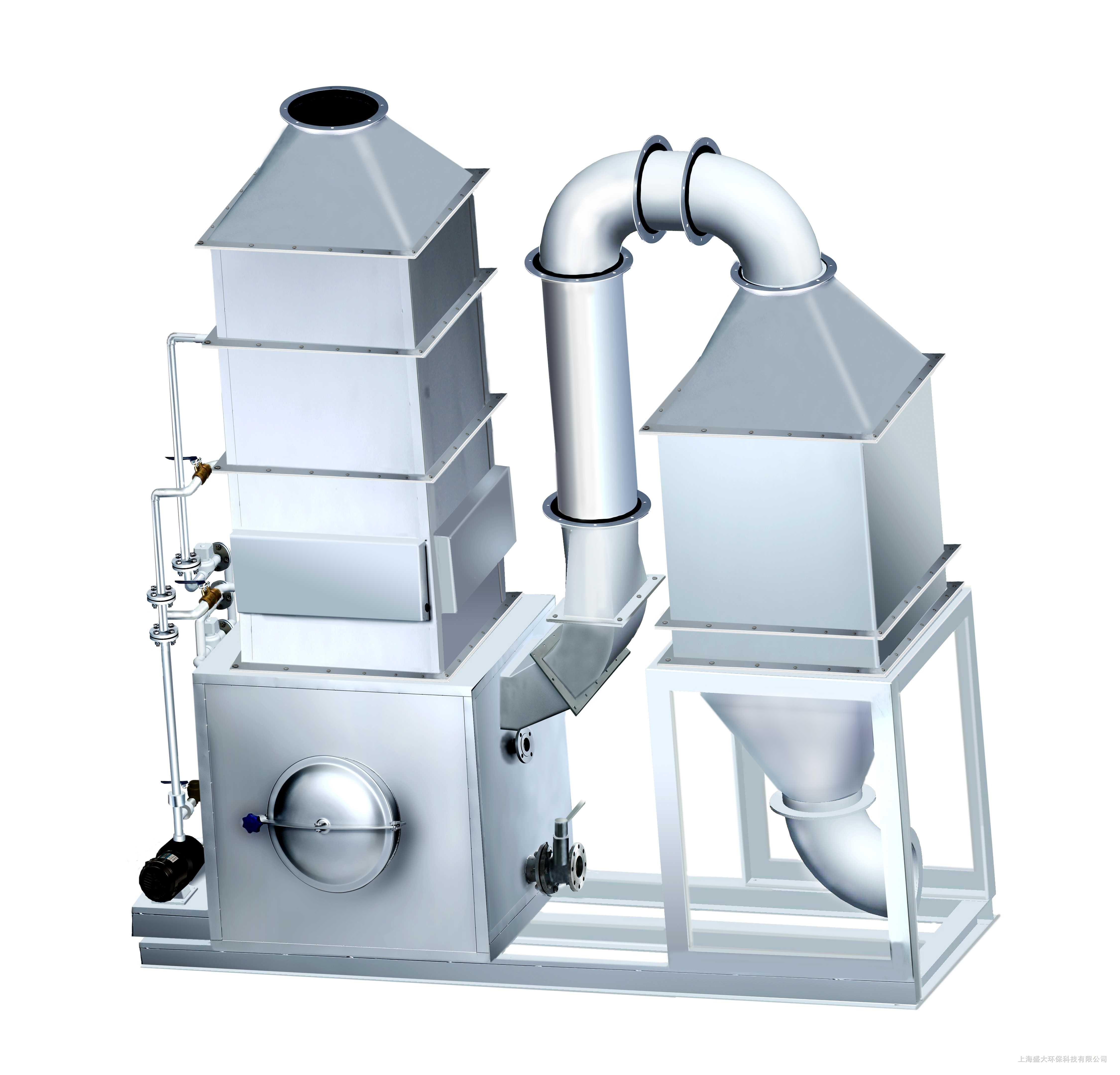 sd-sgp-1 废气处理成套设备 产品报价:¥面议 更新时间:2018-05-15