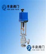 ZDLS电动角式高压调节阀
