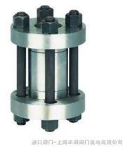 高壓止回閥,高壓對夾止回閥,H72H高壓對夾式止回閥