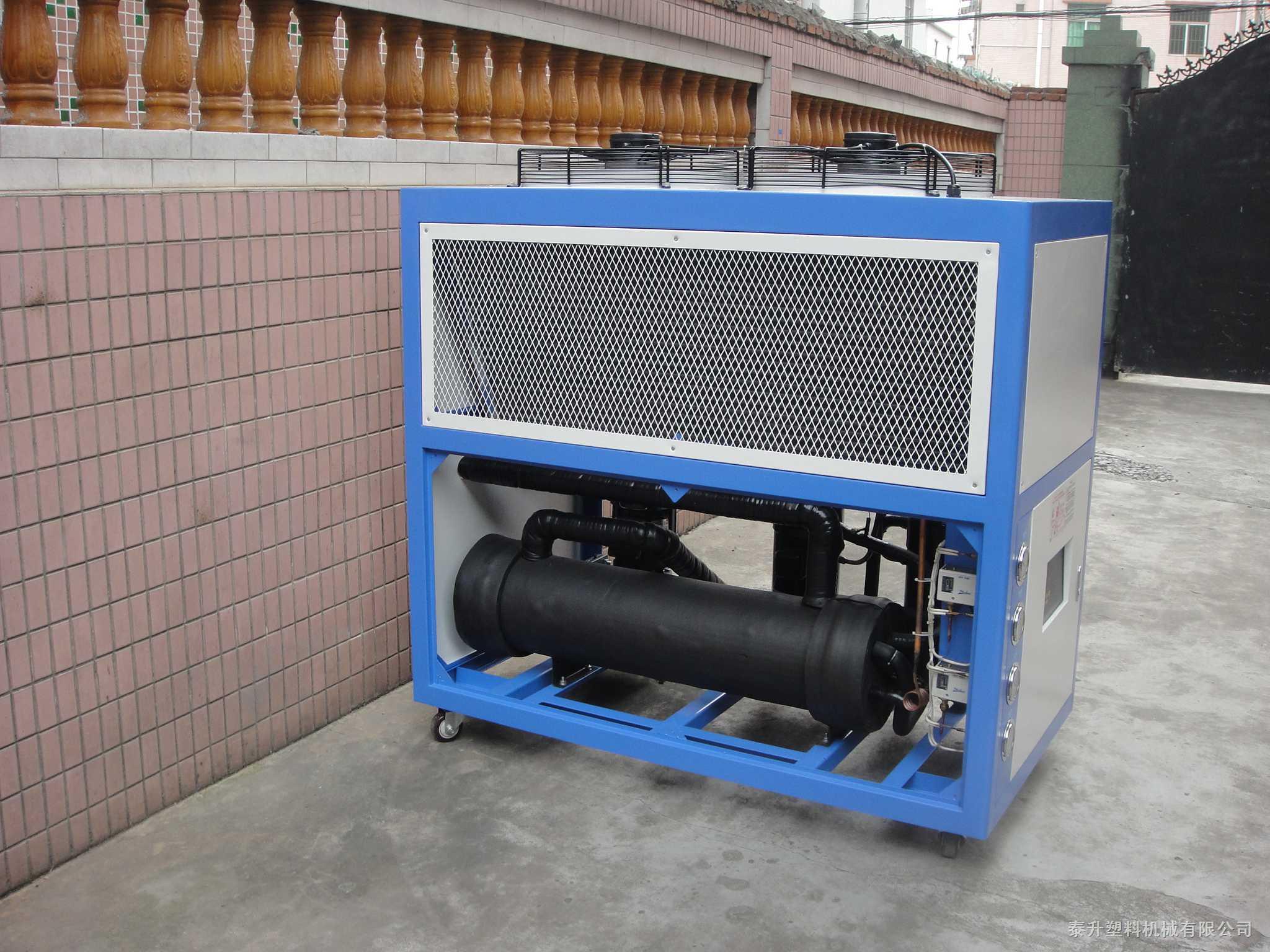 5kw工业冷水机,大金压缩机冷冻机