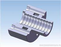 PVC塑料专用熔体泵