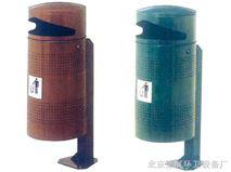 铁制户外垃圾桶-北京亚展环卫设备厂直销