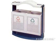 厂家供应环保分类垃圾桶
