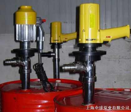 强耐腐蚀油桶泵|防爆油桶泵