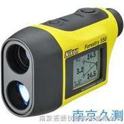 功能zui强大的小巧测距仪尼康测距仪Forestry 550