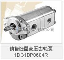 钰盟高压齿轮泵1DG1BP0604R