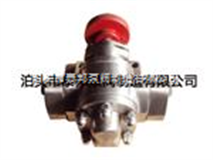 KCB全不锈钢齿轮泵/CYZ型自吸式离心油泵