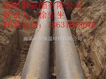 熱水管道保溫材料 聚氨酯保溫材料廠家