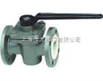 进口衬氟旋塞阀价格 原理 用途 规范
