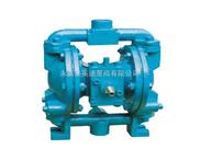 QBY-25-气动不锈钢隔膜泵如何选型