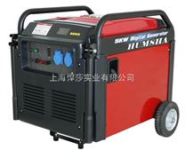 房车专用汽油发电机\5kw变频汽油发电机组