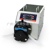 WG600F工业智能型蠕动泵(流量范围0.01-13升/分钟)